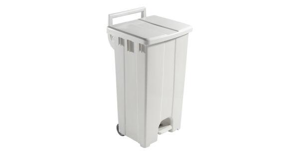 Coș gunoi din plastic, fabricat în conformitate cu cerintele HACCP.