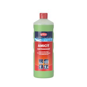 Detergent acid pentru instalaţii și suprafeţe sanitare.