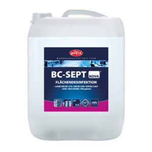 Dezinfectant pentru suprafețe fără parfum, aldehide și fără acizi nitrilotriacetici.