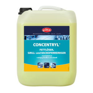 Detergent degresant pentru îndepărtarea grăsimilor.