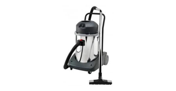 Aspirator profesional pentru curățare umedă sau uscată.