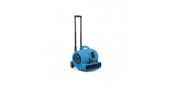 Suflantă aer cald pentru uscare sau curățare.
