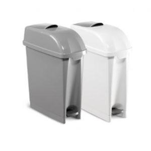 Coș de gunoi pentru igiena feminină.