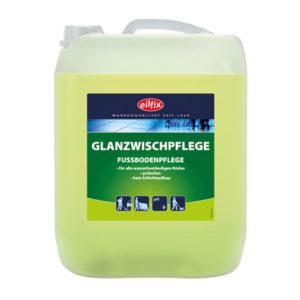Detergent (poliș) pentru pardoseli pe bază de polimeri.