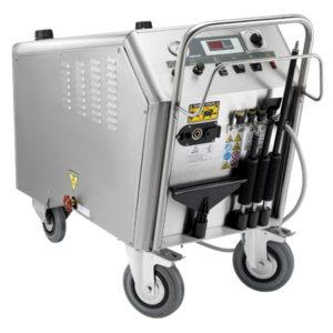 Generator de abur pentru curățenie.