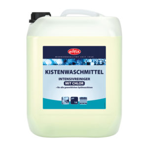 Detergent pentru spălarea navetelor din plastic.