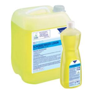Detergent întreținere suprafețe și pardoseli.