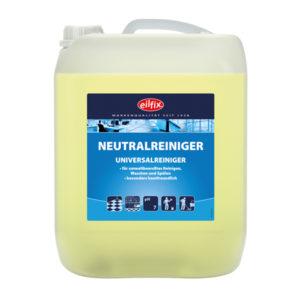 Detergent neutru pentru curățenia universală a suprafețelor rezistente la apă.