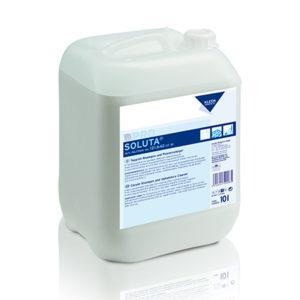 Șampon cu o formulă specială pentru curățarea în adâncime a mochetei / covorului.