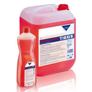 Detergent pentru curățenia de bază în băi.